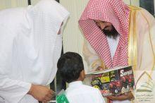 مركز العباس لتعليم القراءة بالقرآن يكرم طلابه